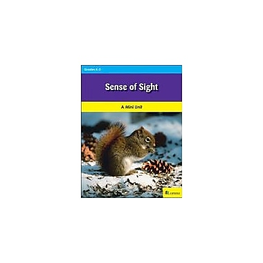 Milliken Publishing Sense of Sight Science Workbook, Kindergarten - Grade 3 [eBook]