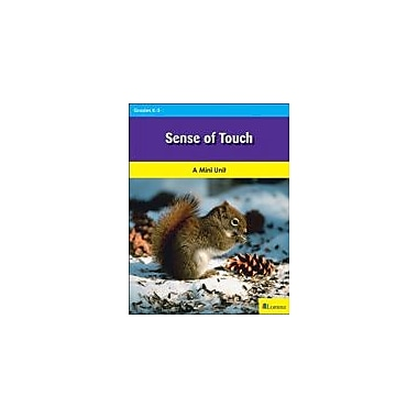 Milliken Publishing Sense of Touch Science Workbook, Kindergarten - Grade 3 [eBook]