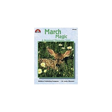 Milliken Publishing March Magic Other Workbook, Kindergarten - Grade 3 [Enhanced eBook]