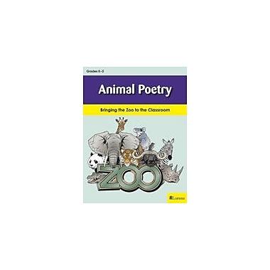 Milliken Publishing Animal Poetry Art & Music Workbook, Kindergarten - Grade 3 [eBook]