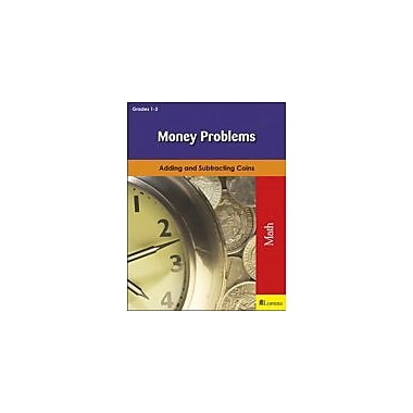 Milliken Publishing Money Problems Math Workbook, Grade 1 - Grade 3 [eBook]