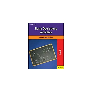 Milliken Publishing Basic Operations Activities Math Workbook, Grade 2 - Grade 3 [eBook]