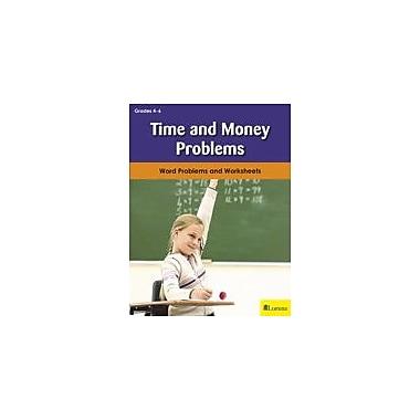 Milliken Publishing Time and Money Problems Math Workbook, Grade 4 - Grade 6 [eBook]