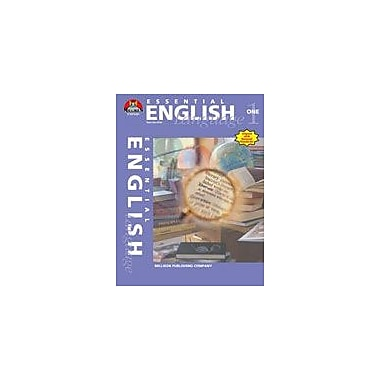 Milliken Publishing Essential English: Grade 1 Language Arts Workbook, Grade 1 [Enhanced eBook]