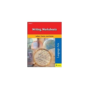 Milliken Publishing Writing Worksheets Grammar Workbook, Grade 1 [eBook]