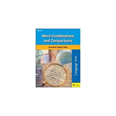 Milliken Publishing Word Combinations and Comparisons Grammar Workbook, Grade 2 [eBook]