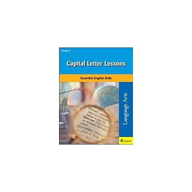 Milliken Publishing Capital Letter Lessons Grammar Workbook, Grade 2 [eBook]