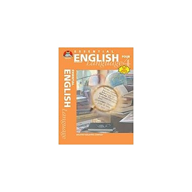 Milliken Publishing Essential English: Grade 4 Language Arts Workbook, Grade 4 [eBook]