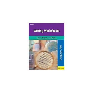 Milliken Publishing Writing Worksheets Grammar Workbook, Grade 4 [eBook]