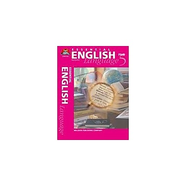Milliken Publishing Essential English: Grade 5 Language Arts Workbook, Grade 5 [Enhanced eBook]