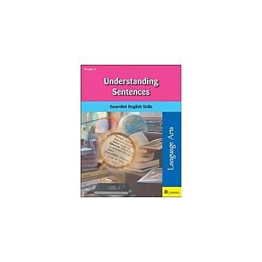 Milliken Publishing Understanding Sentences Grammar Workbook, Grade 5 [eBook]