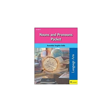 Milliken Publishing Nouns and Pronouns Packet Grammar Workbook, Grade 5 [eBook]