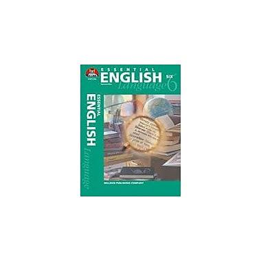 Milliken Publishing Essential English: Grade 6 Language Arts Workbook, Grade 6 [Enhanced eBook]