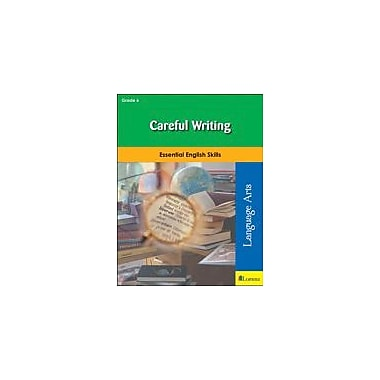 Milliken Publishing Careful Writing Grammar Workbook, Grade 6 [eBook]
