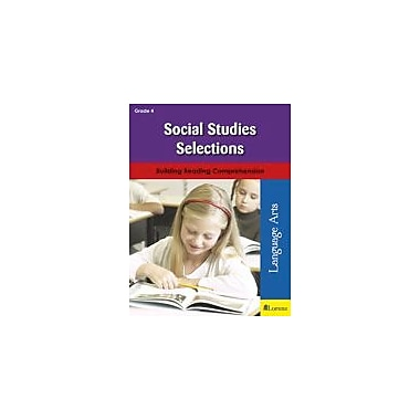 Milliken Publishing Social Studies Selections Language Arts Workbook, Grade 4 [eBook]