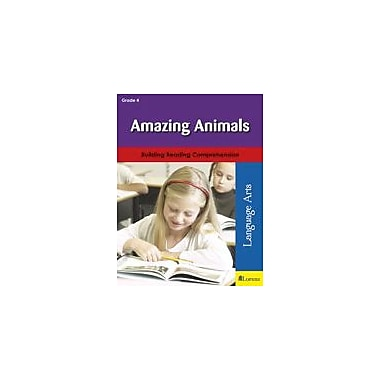 Milliken Publishing Amazing Animals Language Arts Workbook, Grade 4 [eBook]