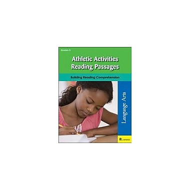 Milliken Publishing Athletic Activities Reading Passages Language Arts Workbook, Grade 5 [eBook]