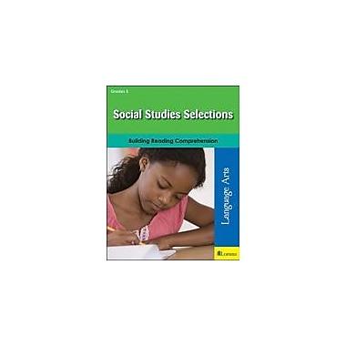 Milliken Publishing Social Studies Selections Language Arts Workbook, Grade 5 [eBook]