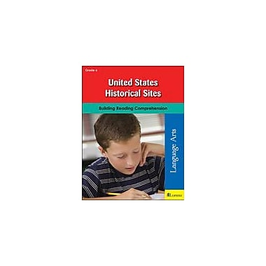 Milliken Publishing United States Historical Sites Language Arts Workbook, Grade 6 [eBook]