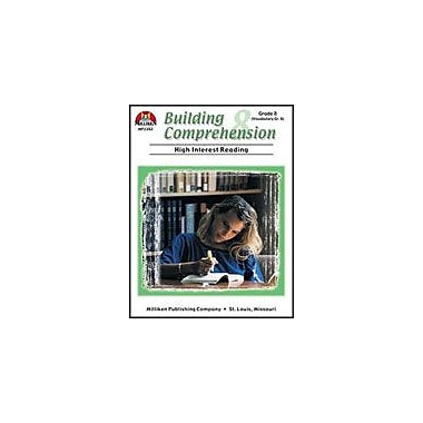 Milliken Publishing Building Comprehension Language Arts Workbook, Grade 8 [Enhanced eBook]
