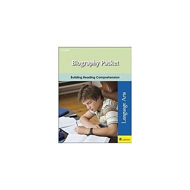 Milliken Publishing Biography Packet Language Arts Workbook, Grade 8 [eBook]