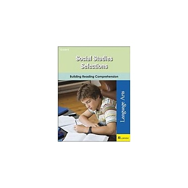 Milliken Publishing Social Studies Selections Language Arts Workbook, Grade 8 [eBook]