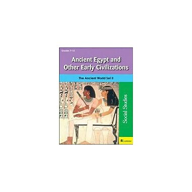 Milliken Publishing Ancient Egypt and Other Early Civilizations Social Studies Workbook, Grade 7 - Grade 12 [eBook]