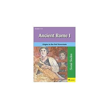 Milliken Publishing Ancient Rome I Social Studies Workbook, Grade 7 - Grade 12 [eBook]