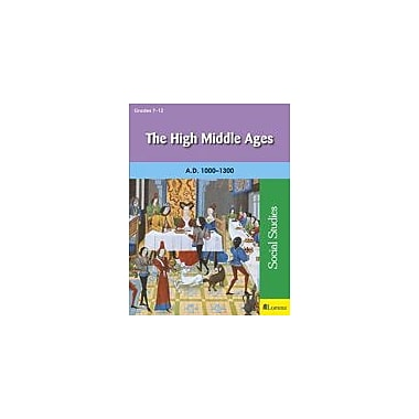 Milliken Publishing The High Middle Ages Social Studies Workbook, Grade 7 - Grade 12 [eBook]