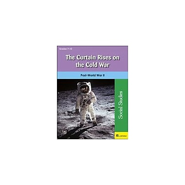 Milliken Publishing The Curtain Rises On the Cold War Social Studies Workbook, Grade 7 - Grade 12 [eBook]