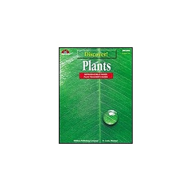 Milliken Publishing Discover! Plants Science Workbook, Grade 4 - Grade 6 [Enhanced eBook]