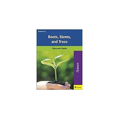 Milliken Publishing Roots, Stems, and Trees Science Workbook, Grade 4 - Grade 6 [eBook]