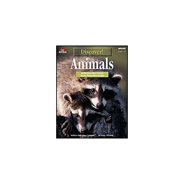 Milliken Publishing Discover! Animals Science Workbook, Grade 4 - Grade 6 [Enhanced eBook]