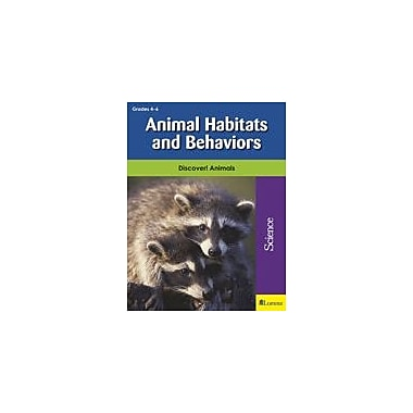 Milliken Publishing Animal Habitats and Behaviors Science Workbook, Grade 4 - Grade 6 [eBook]