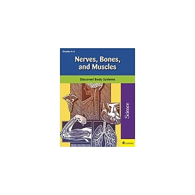 Milliken Publishing Nerves, Bones, and Muscles Science Workbook, Grade 4 - Grade 6 [eBook]