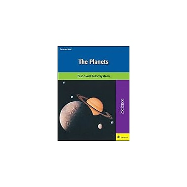 Milliken Publishing The Planets Science Workbook, Grade 4 - Grade 6 [eBook]