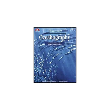 Milliken Publishing Discover! Oceanography Science Workbook, Grade 4 - Grade 6 [Enhanced eBook]