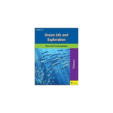 Milliken Publishing Ocean Life and Exploration Science Workbook, Grade 4 - Grade 6 [eBook]