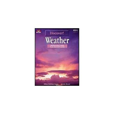 Milliken Publishing Discover! Weather Science Workbook, Grade 4 - Grade 6 [eBook]