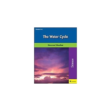 Milliken Publishing The Water Cycle Science Workbook, Grade 4 - Grade 6 [eBook]