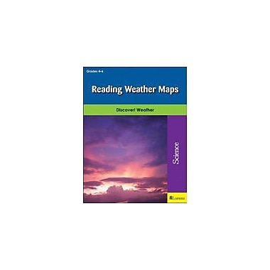 Milliken Publishing Reading Weather Maps Science Workbook, Grade 4 - Grade 6 [eBook]