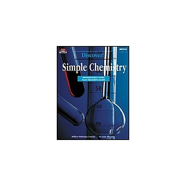 Milliken Publishing Discover! Simple Chemistry Science Workbook, Grade 4 - Grade 6 [Enhanced eBook]