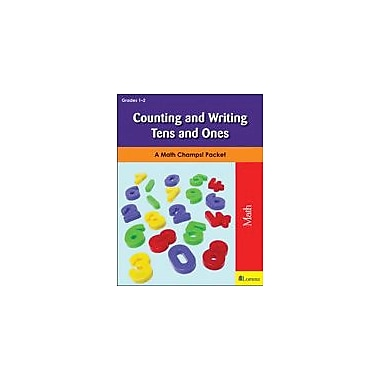 Milliken Publishing Counting and Writing Tens and Ones Math Workbook, Grade 1 - Grade 2 [eBook]
