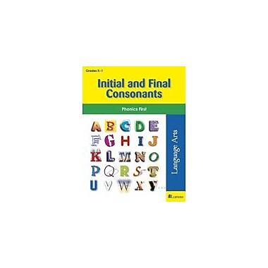 Milliken Publishing Initial and Final Consonants Language Arts Workbook, Kindergarten - Grade 1 [eBook]