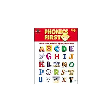 Milliken Publishing Phonics First Language Arts Workbook, Grade 1 - Grade 3 [eBook]