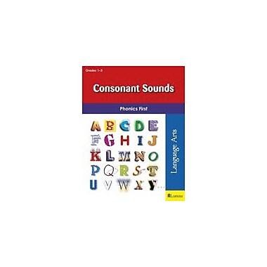 Milliken Publishing Consonant Sounds Language Arts Workbook, Grade 1 - Grade 3 [eBook]