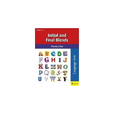 Milliken Publishing Initial and Final Blends Language Arts Workbook, Grade 1 - Grade 3 [eBook]