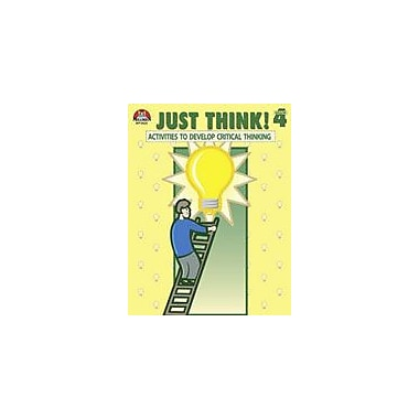 Milliken Publishing Just Think! Grade 4 Problem Solving Workbook, Grade 4 [eBook]