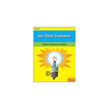Milliken Publishing Just Think! Evaluation, Gr 4 Problem Solving Workbook, Grade 4 [eBook]