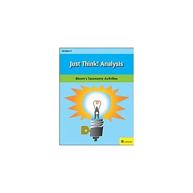 Milliken Publishing Just Think! Analysis, Gr 5 Problem Solving Workbook, Grade 5 [eBook]